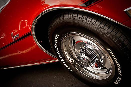 Red Camaro by Charles Fletcher