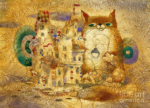 Svetlana and Sabir Gadghievs - Red Cat 2
