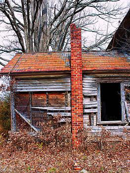 Red Chimney by Bob Whitt