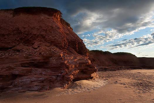 Matt Dobson - Red Cliffs