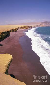 Darcy Michaelchuk - Red Desert Beach