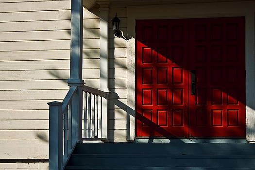 Red Door by Brad Holderman