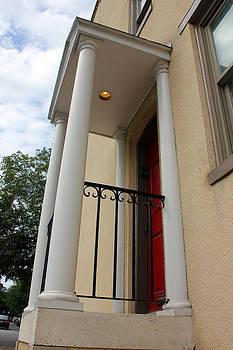 Carolyn Stagger Cokley - red door