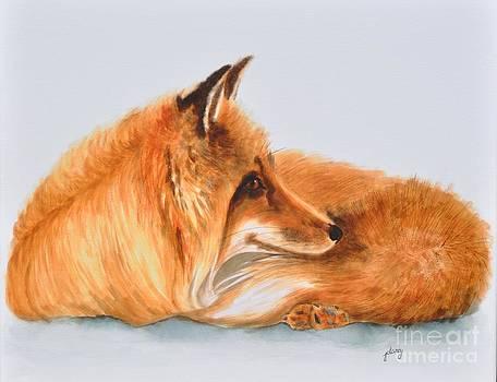 Red Fox by Jolaine Goldman