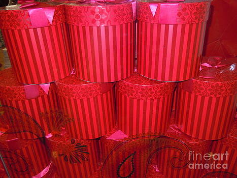 Red Gifts by Lam Lam