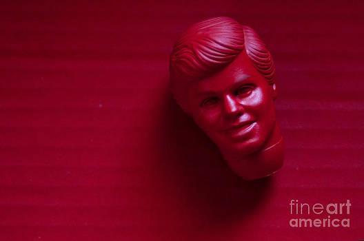 Red Head Ken by Dan Holm