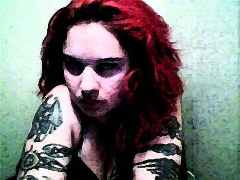 Rebecca Frank - Red Head