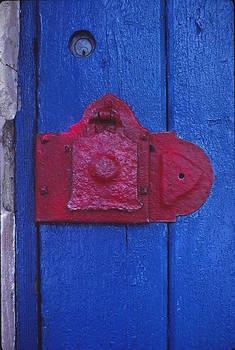 Red Latch by Bob Whitt