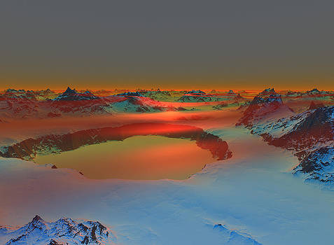 Red Mist by Erik Tanghe