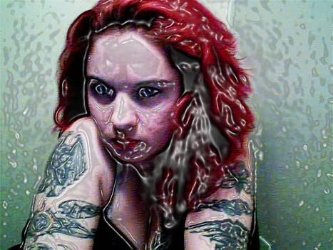 Rebecca Frank - Red Plastic