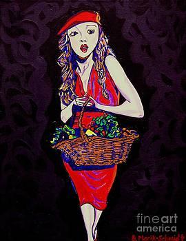 Red Riding Hood Grows Up by Brenda Marik-schmidt