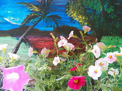 Judy Via-Wolff - Red River Garden Island
