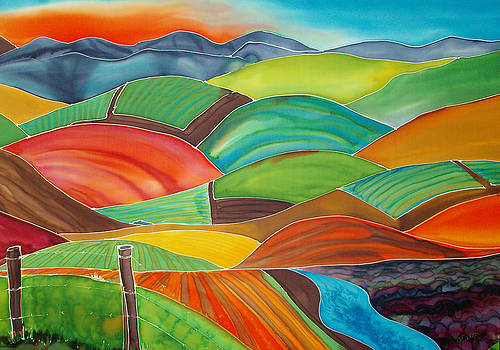 Red River Valley by Jill Targer
