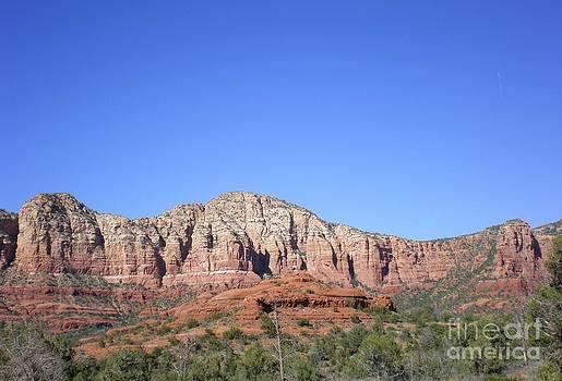 Red Rock AZ by Debbie Wells
