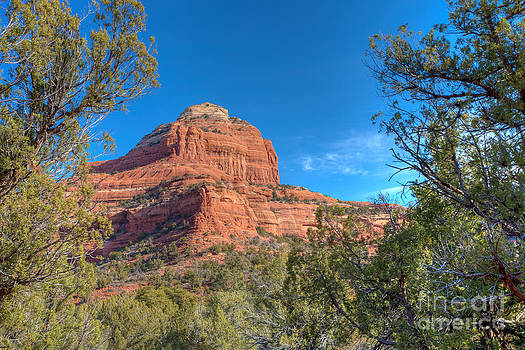 Red Rock Dome by Bdsmalley