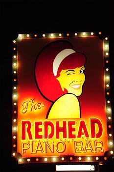 Redhead by Zannie B