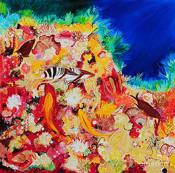 Reef by Catrina louise  Attard