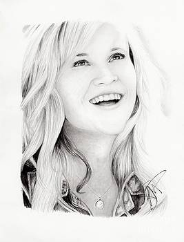 Reese Witherspoon by Rosalinda Markle