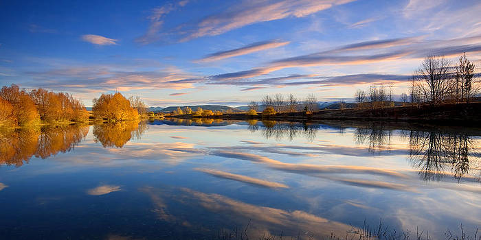Reflected Beauty by Chris Gin