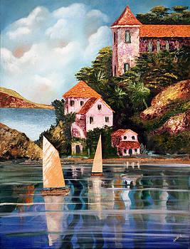 Reflection Bay by Ann Iuen