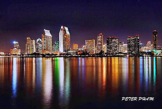 Reflection by Peter Pham