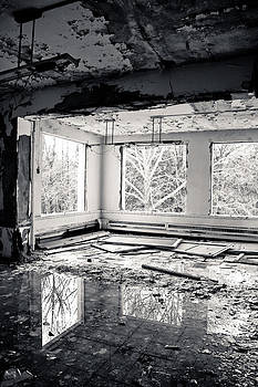 Reflection Pool by Matthew Saindon