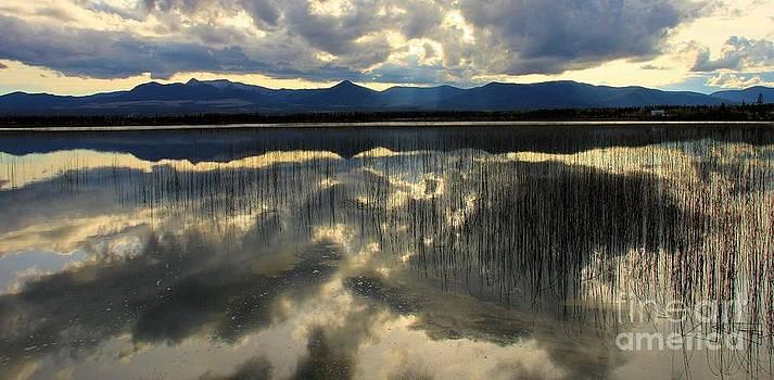 Roland Stanke - reflective clouds