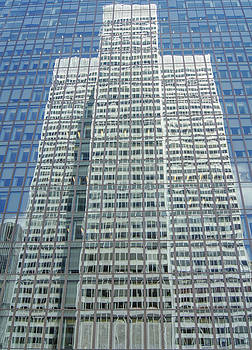 Reflexion Place Ville-Marie by Pierre-Marc Cardinal