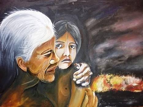 Refugee by Kanthasamy Nimalathasan