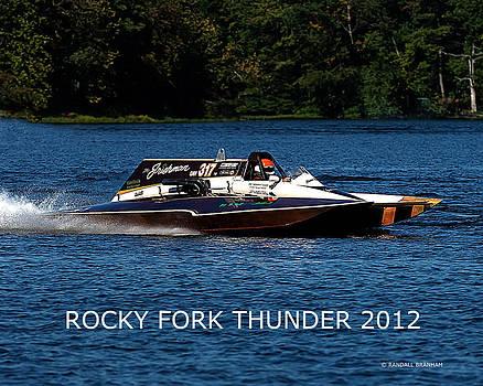 Randall Branham - Regatta at Rocky Fork Thunder