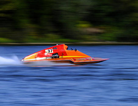 Randall Branham - Regatta Rockyfork Lake 2010