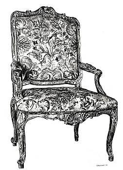 Regency chair by Adendorff Design