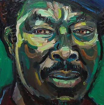 Reggae Artist by William Bunch