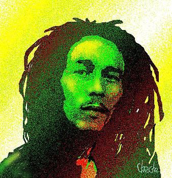 Reggae Icon by Harold Egbune