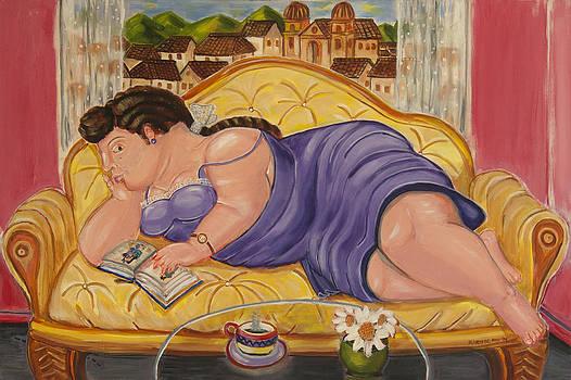 Relax by Marisol DAndrea