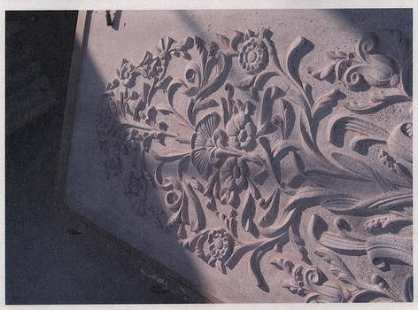 Relif Stilizacion Flower by Memo Memovic
