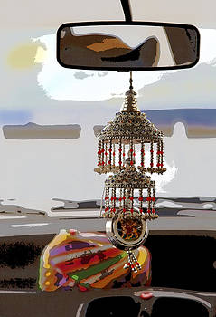 Kantilal Patel - Religious Danglers Indian Taxis