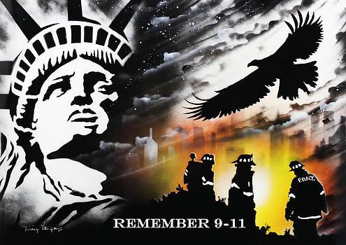 Remember 9-11 by Tony Vegas