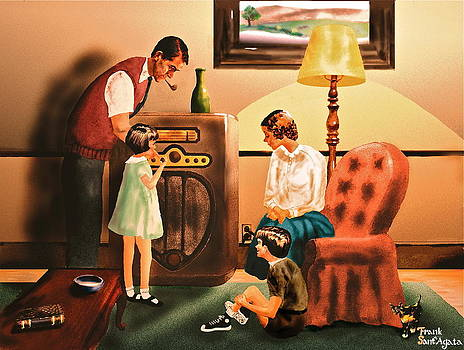 Frank SantAgata - Remember when we Listened to the Radio