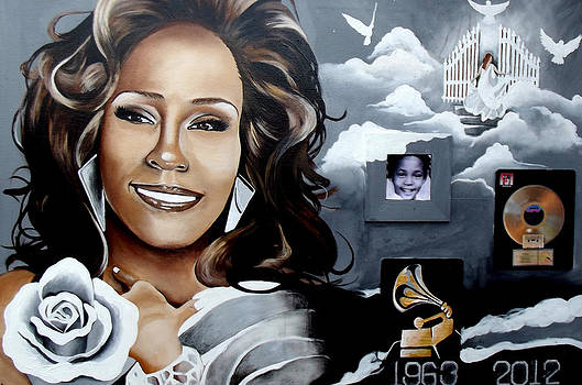 Remembering Whitney by Alonzo Butler