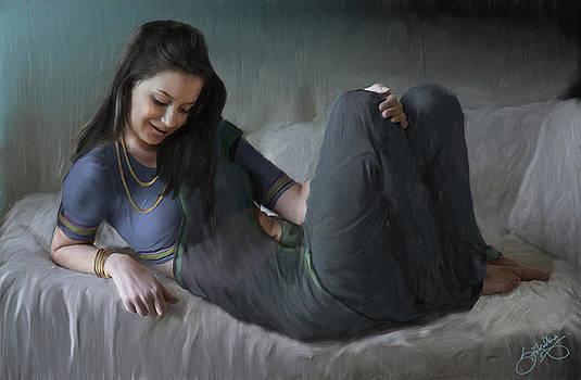Remembring love by Shreeharsha Kulkarni