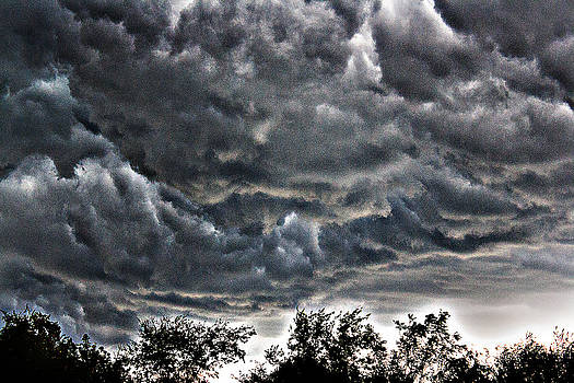 Remnants of Hurricane Isaac by Stephani JeauxDeVine