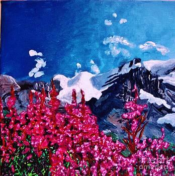 Remnants of Winter by Brenda Marik-schmidt