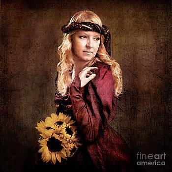 Cindy Singleton - Renaissance Portrait