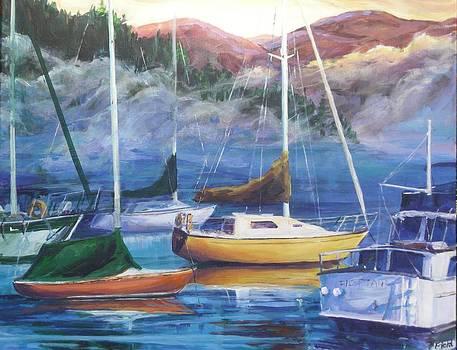 Rendezvous-Garfield Bay by Barbara Field