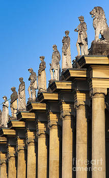 Residenz columns by Andrew  Michael