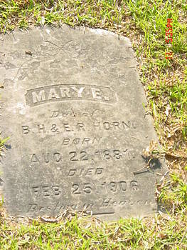Rest in Peace Mary E. by Thomas D McManus