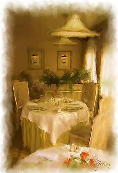 Restaurant Javron les Chapelles by Michael Greenaway