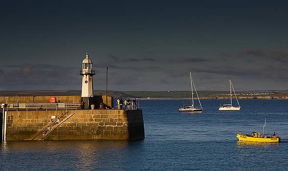 Return to Harbour by Paul Davis
