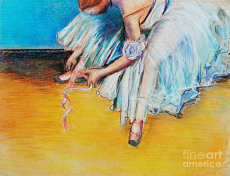 Revisiting Degas-225 by Mirinda Reynolds